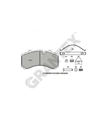 ΔΙΣΚΟΦΡΕΝΑ GRANTEX CV104 SAF 29318