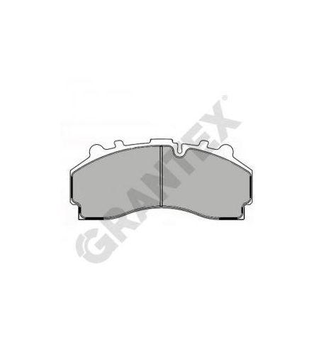 ΔΙΣΚΟΦΡΕΝΑ GRANTEX CV104 SCANIA NEW SN7 HP 29331