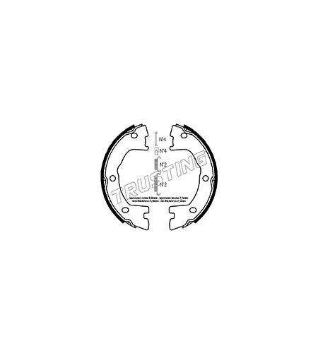 ΣΙΑΓΩΝΕΣ ΧΕΙΡΟΦΡΕΝΟΥ IVECO DAILY 170X45