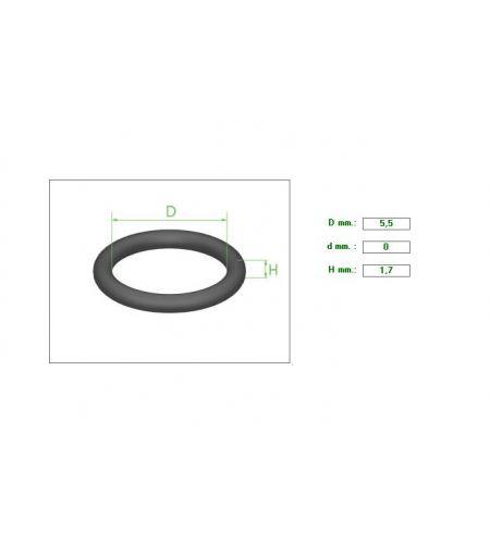 ΛΑΣΤΙΧΑΚΙ Ο-ring ΜΟΤΟ 5.5Χ1.7