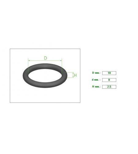 ΛΑΣΤΙΧΑΚΙ Ο-ring 10Χ2.5