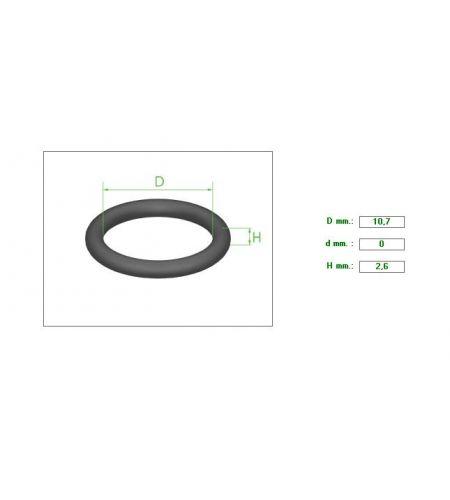 ΛΑΣΤΙΧΑΚΙ Ο-ring 10.7Χ2.6