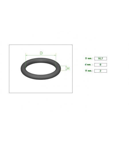 ΛΑΣΤΙΧΑΚΙ Ο-ring 16.7Χ2 ΛΑΔΙΟΥ