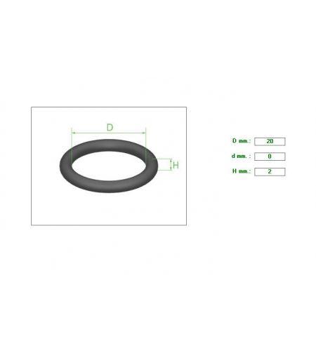 ΛΑΣΤΙΧΑΚΙ Ο-ring 20Χ2