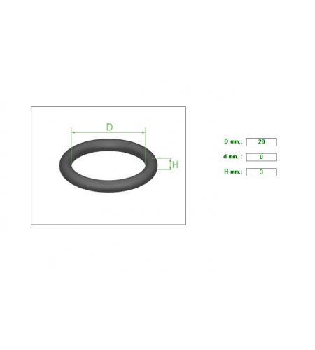 ΛΑΣΤΙΧΑΚΙ Ο-ring 20Χ3