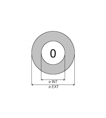 ΘΕΡΜΟΥΙΤ ΔΙΣΚΟΥ  101X70X3.5  G95 SAULEDA